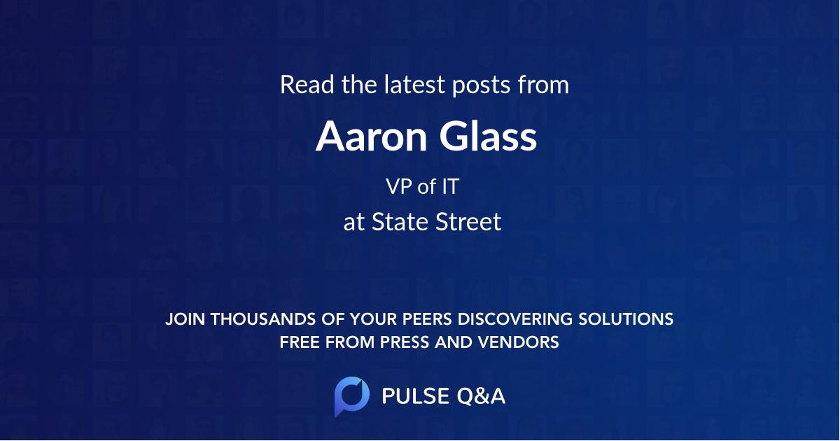 Aaron Glass