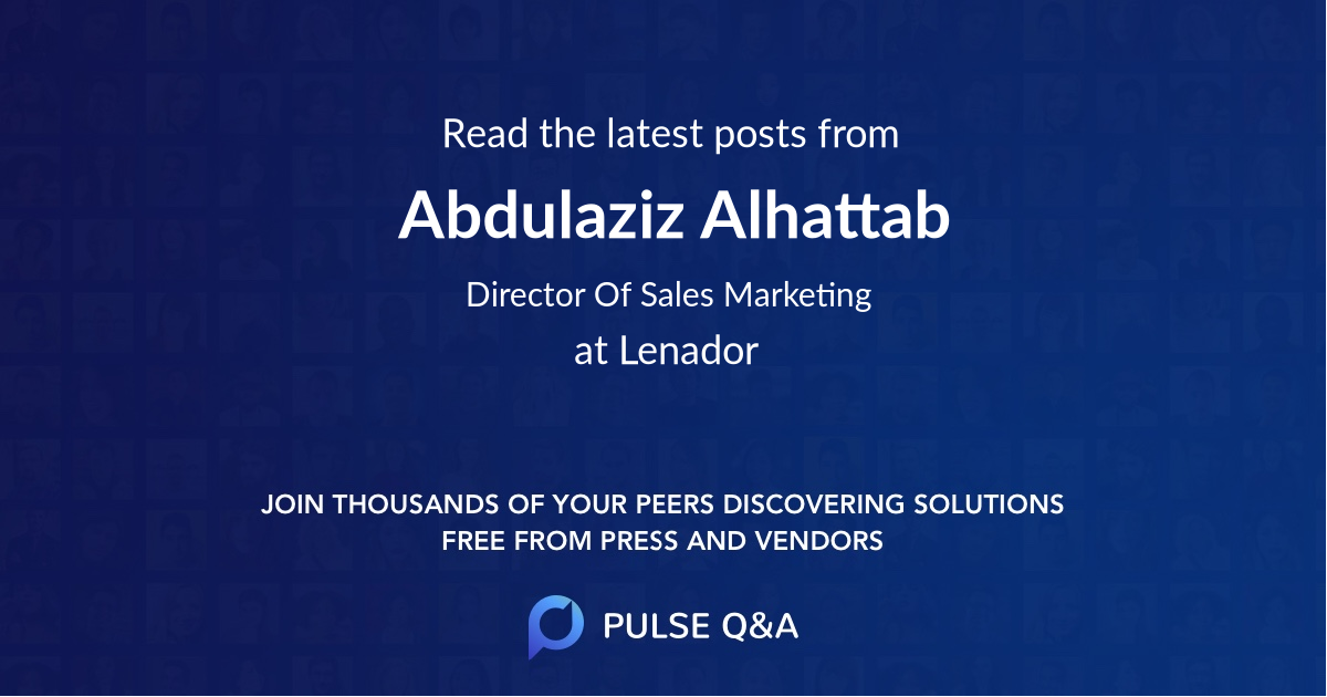 Abdulaziz Alhattab