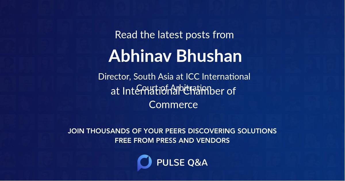 Abhinav Bhushan