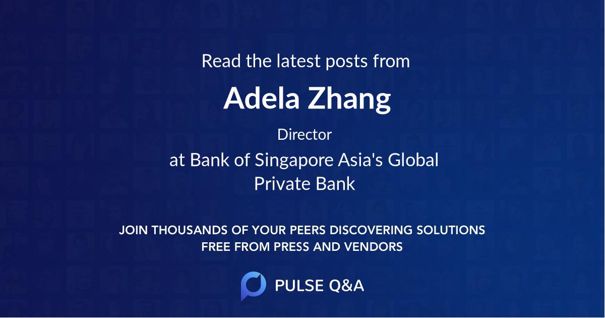 Adela Zhang