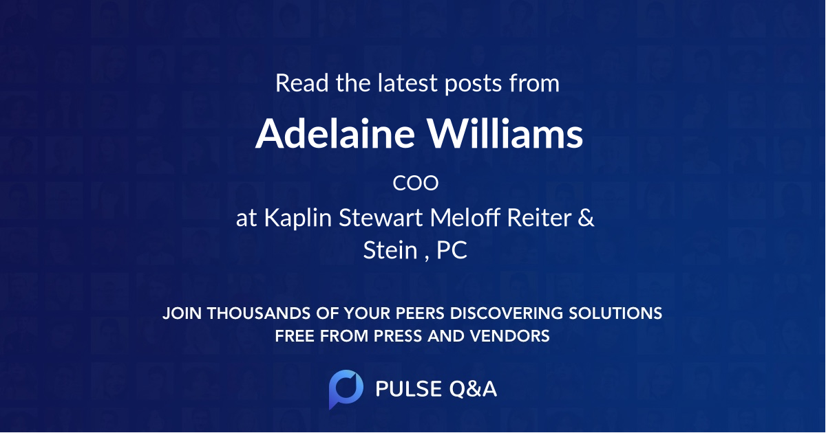Adelaine Williams
