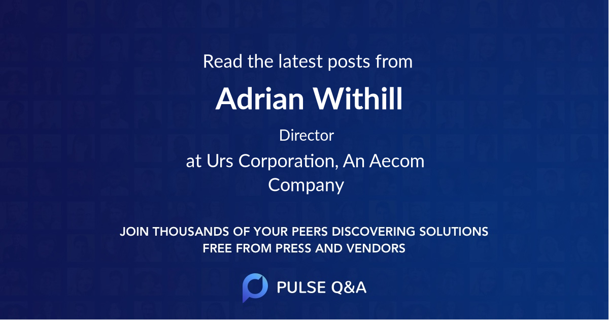 Adrian Withill