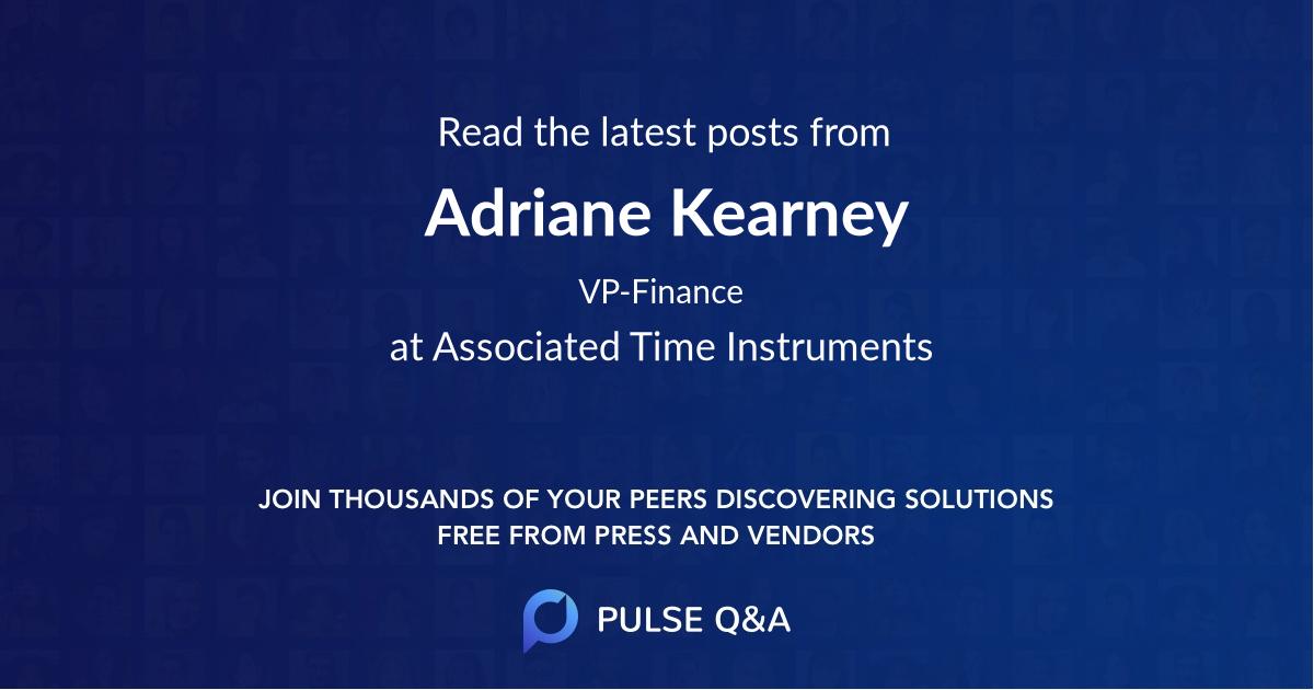 Adriane Kearney