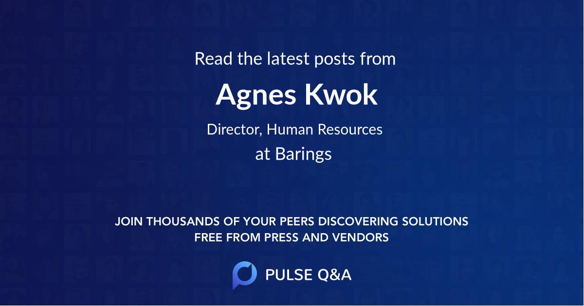 Agnes Kwok