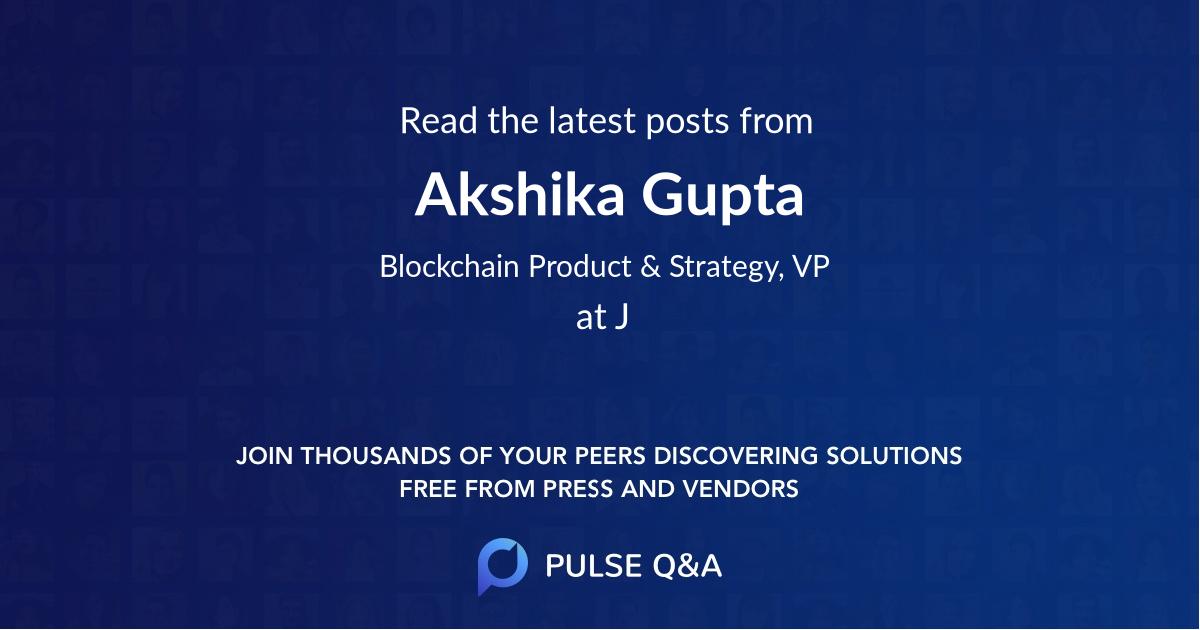Akshika Gupta