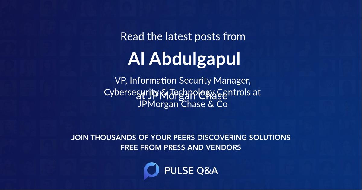 Al Abdulgapul