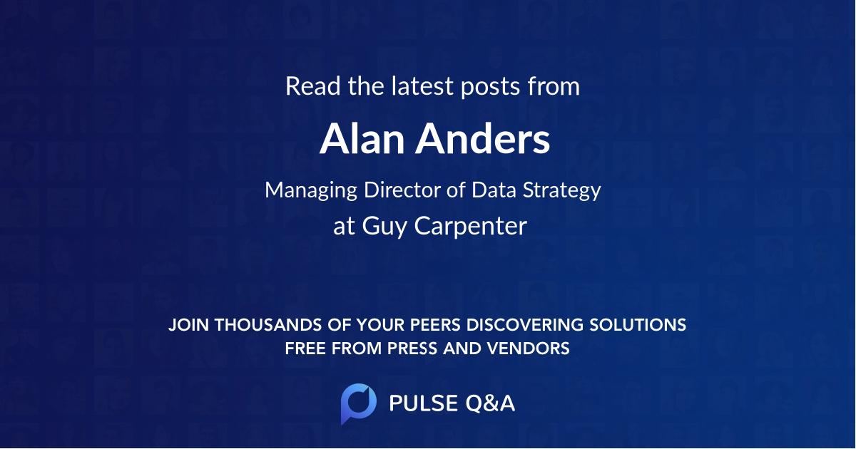 Alan Anders