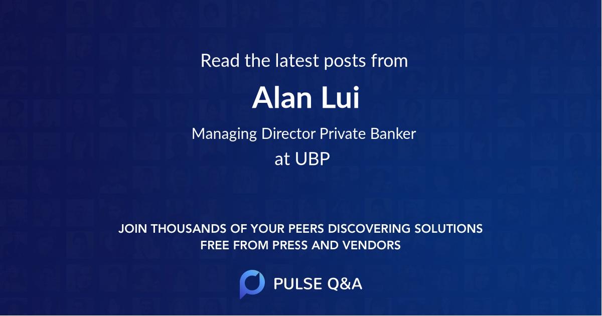Alan Lui