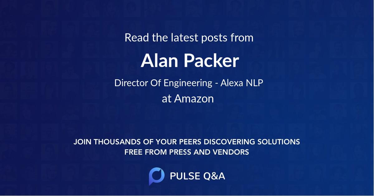 Alan Packer