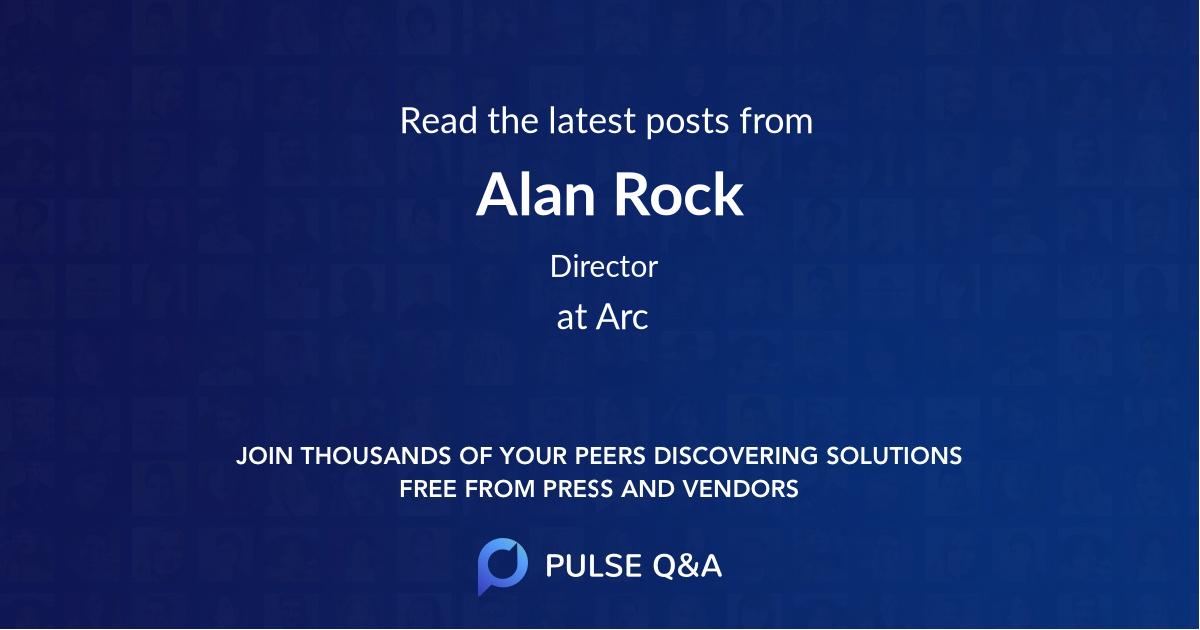 Alan Rock