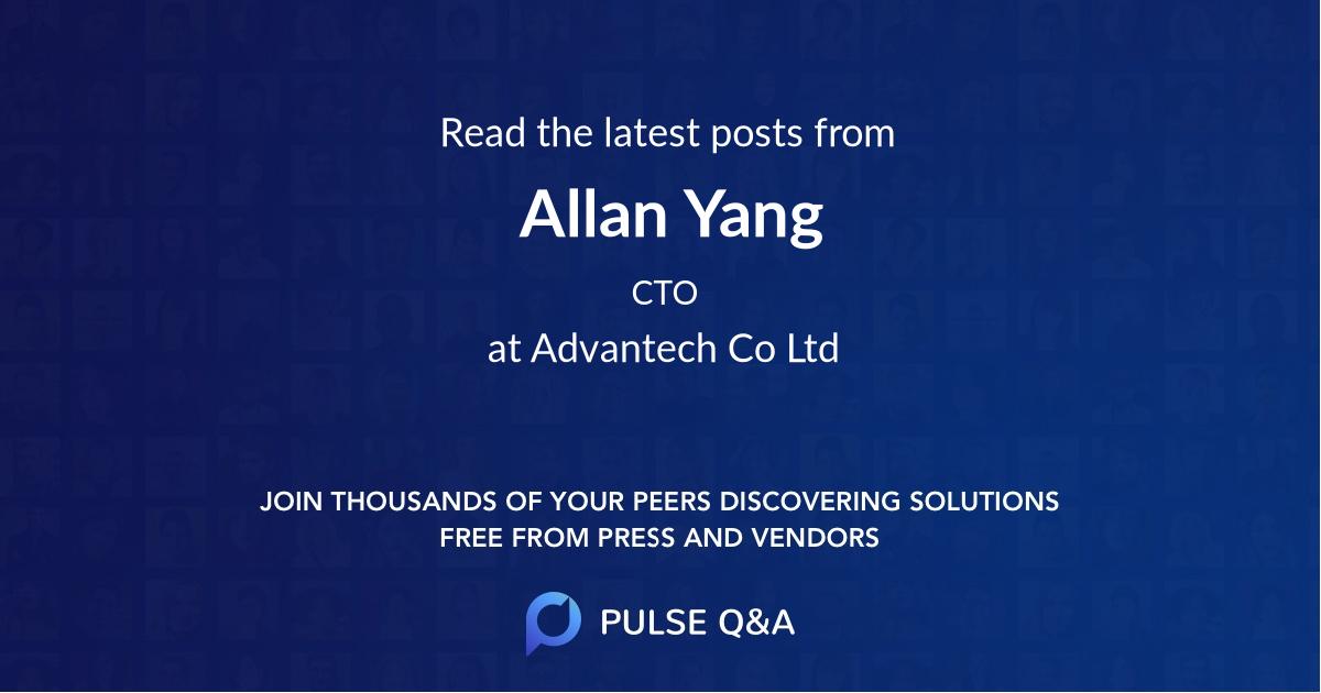 Allan Yang