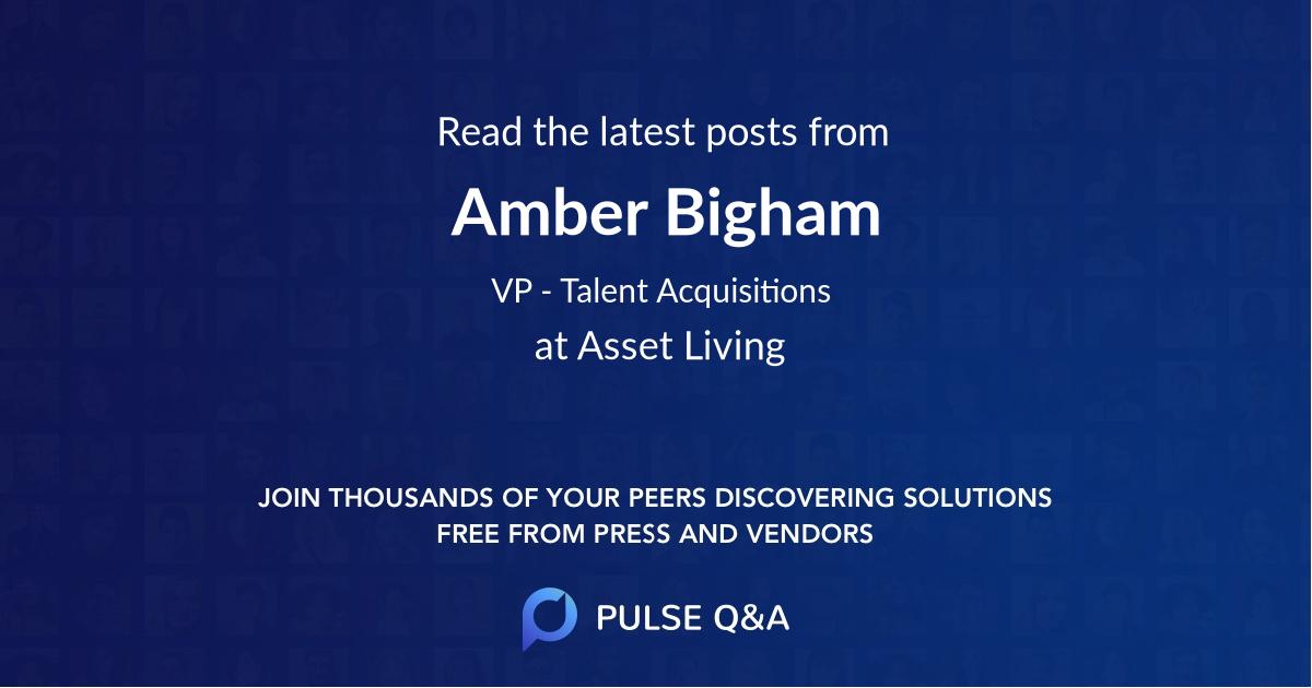 Amber Bigham
