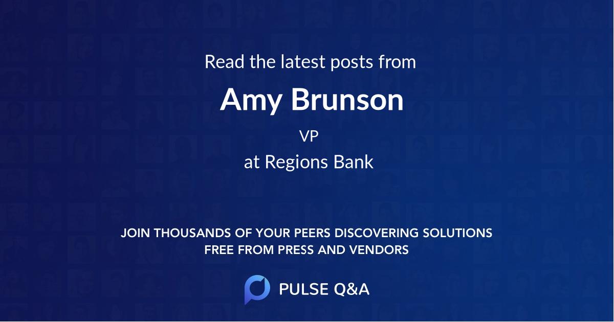 Amy Brunson