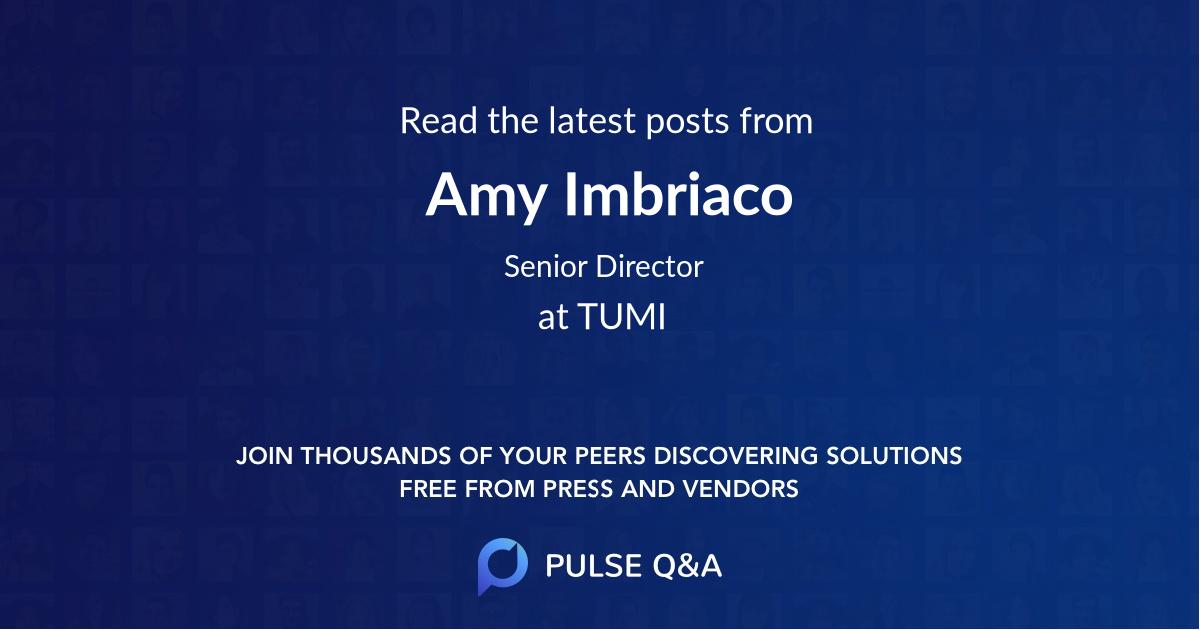 Amy Imbriaco
