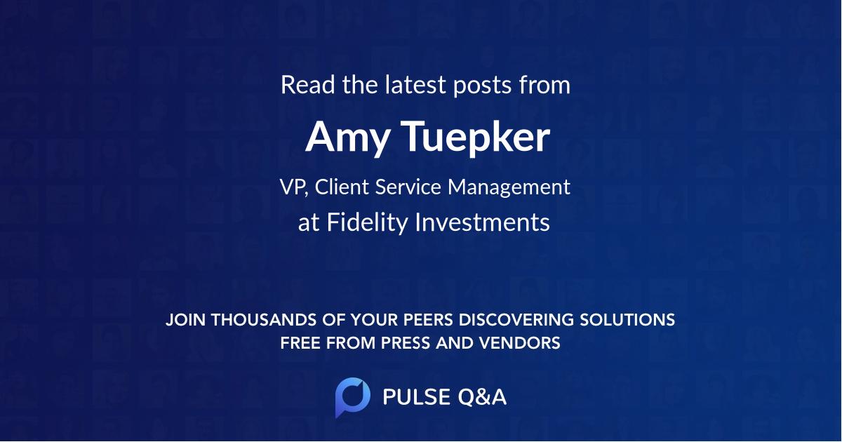 Amy Tuepker