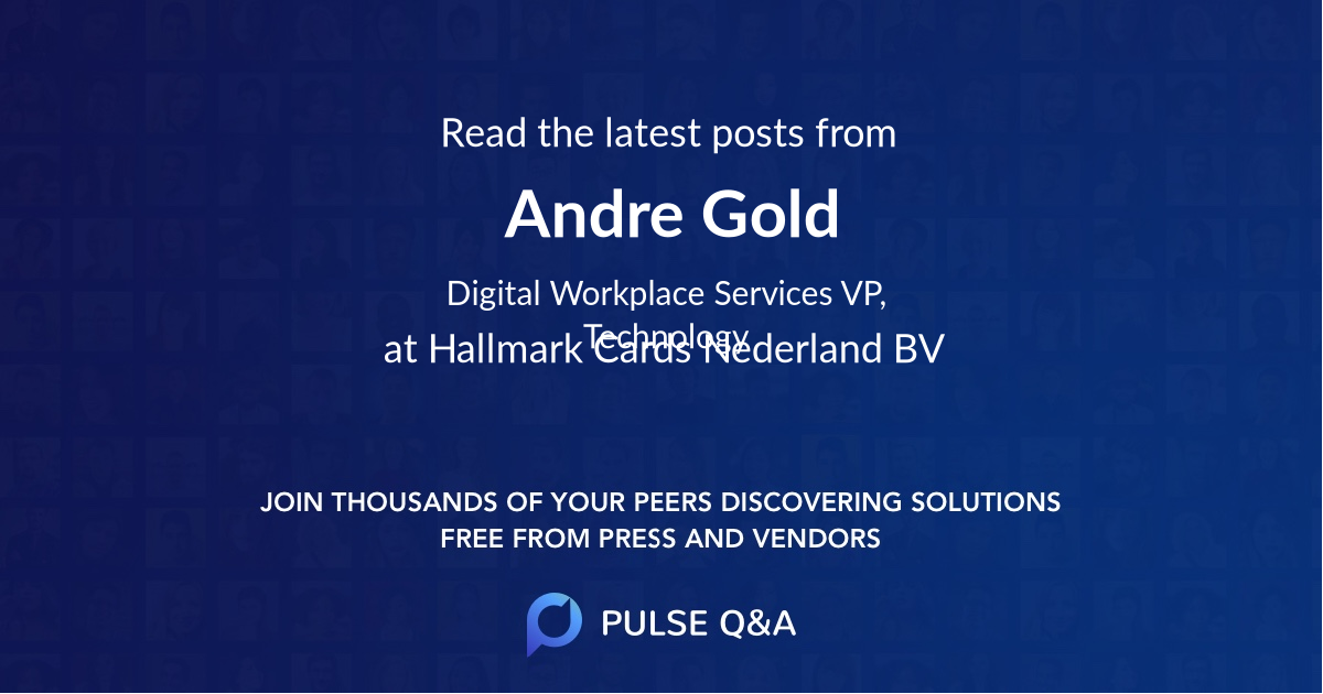 Andre Gold