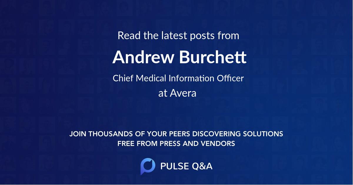 Andrew Burchett