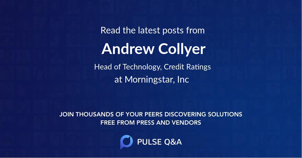 Andrew Collyer