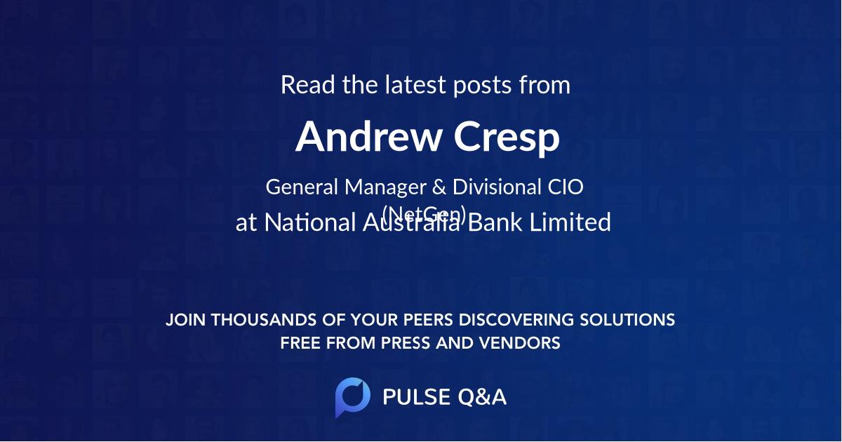 Andrew Cresp