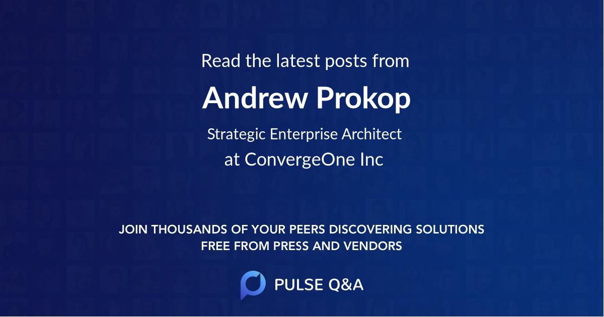 Andrew Prokop
