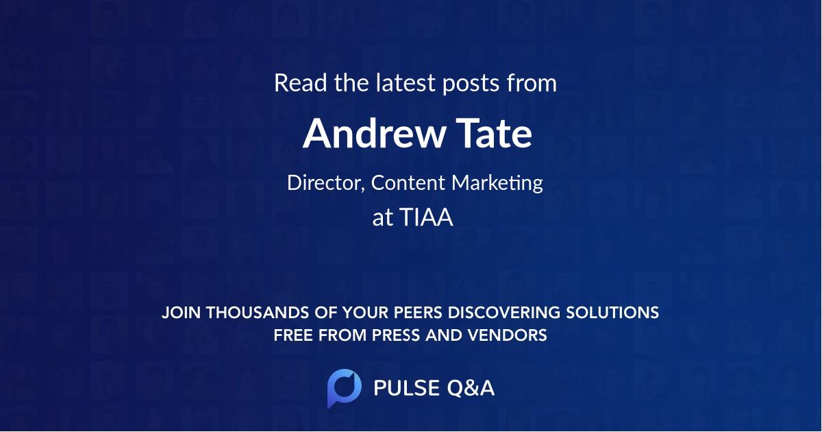 Andrew Tate