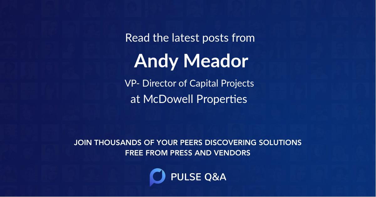 Andy Meador