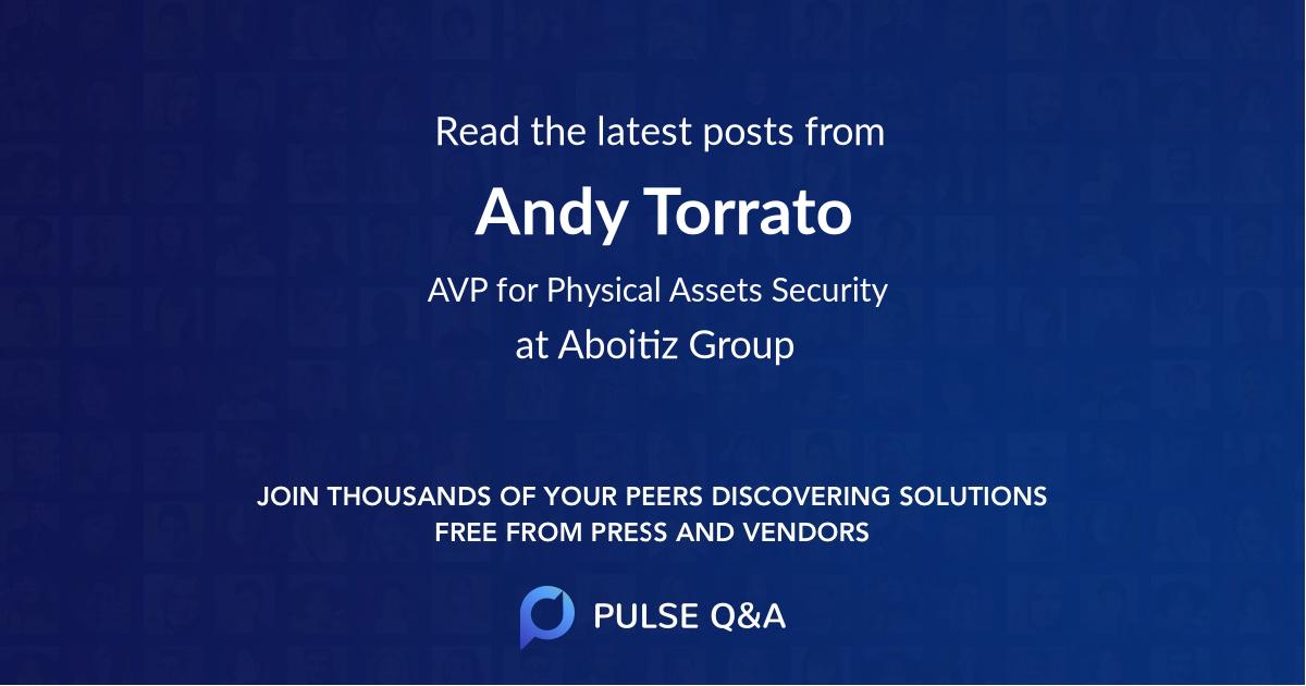 Andy Torrato