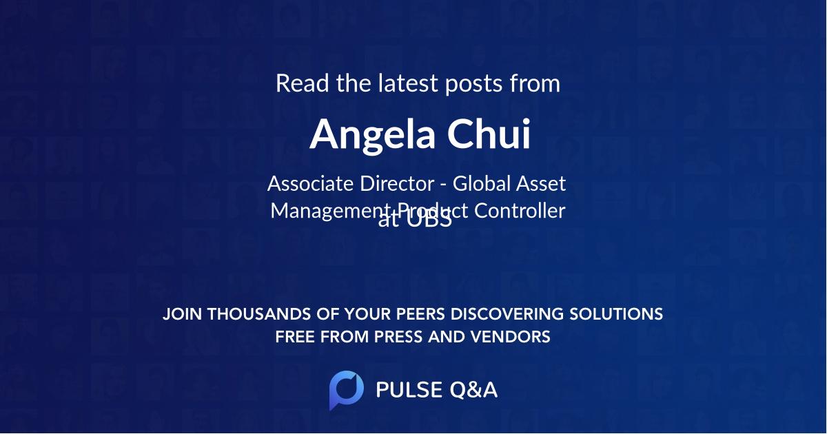 Angela Chui