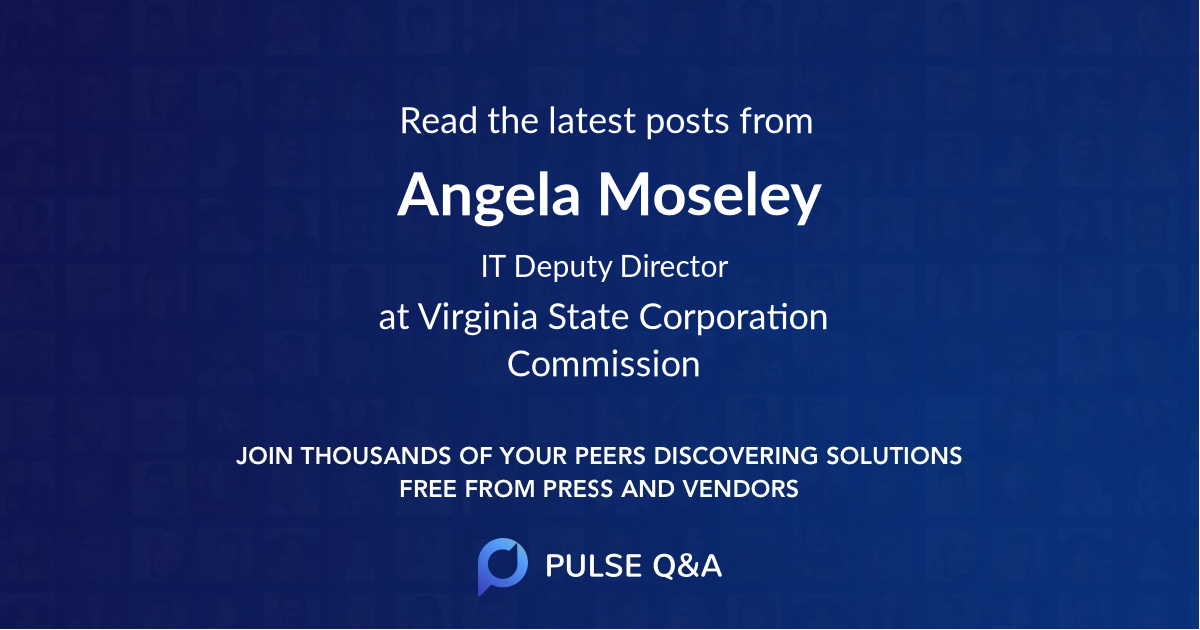 Angela Moseley