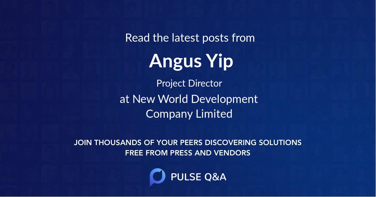 Angus Yip