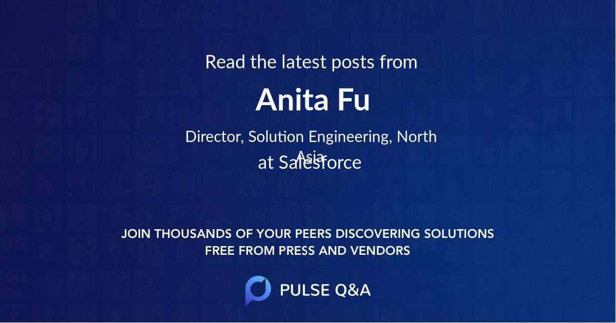 Anita Fu