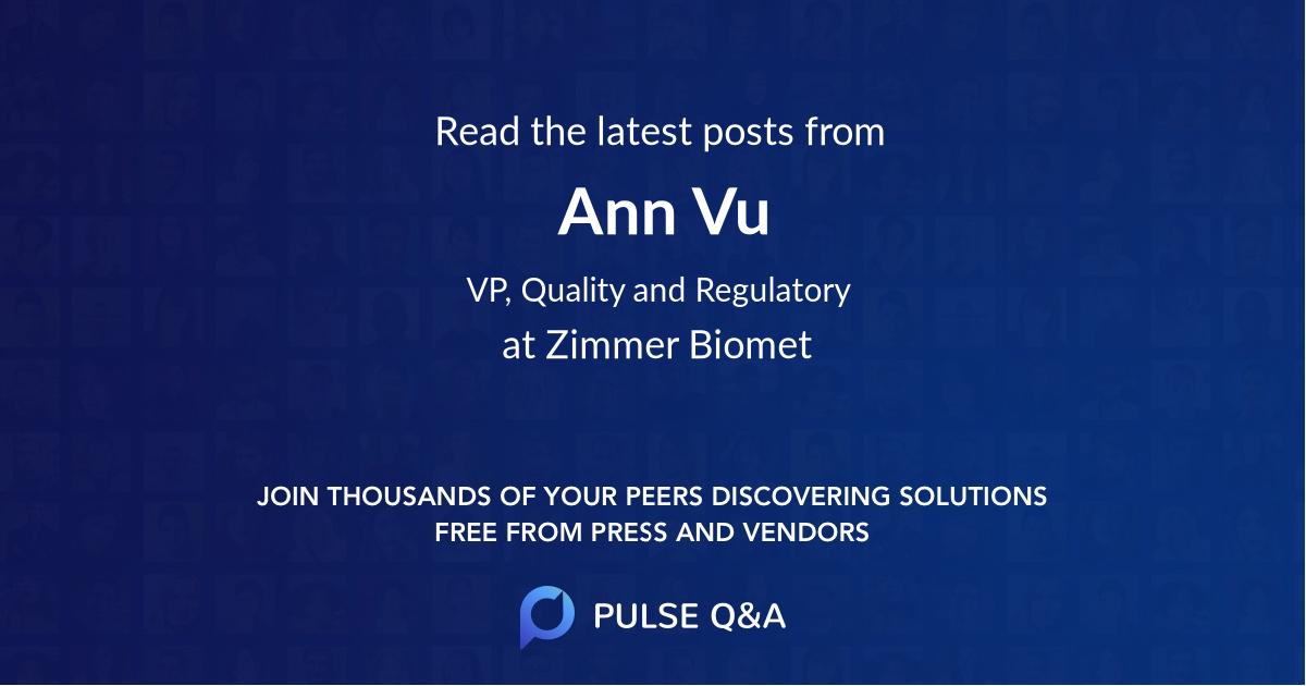 Ann Vu