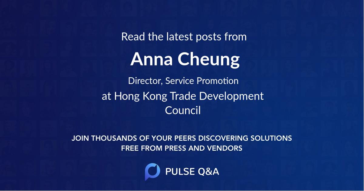 Anna Cheung
