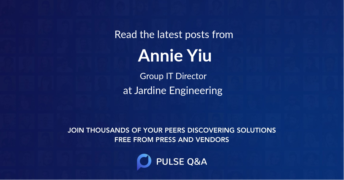 Annie Yiu