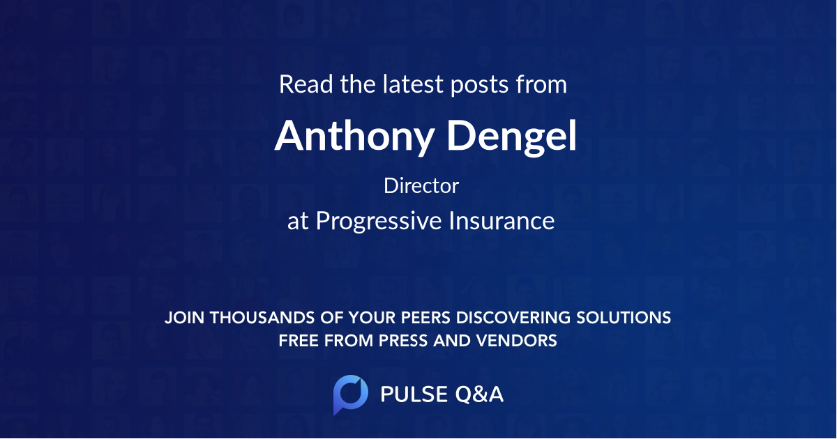 Anthony Dengel