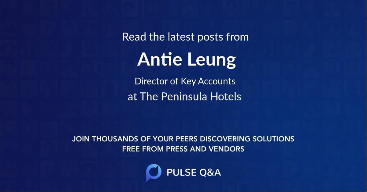 Antie Leung