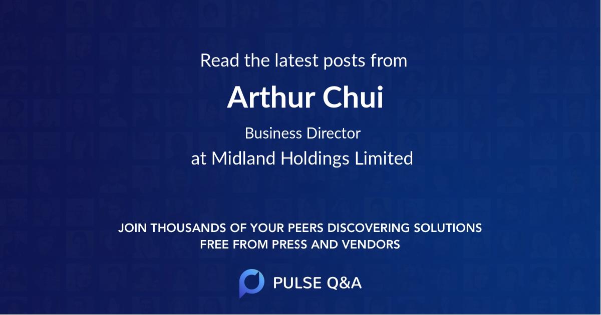 Arthur Chui