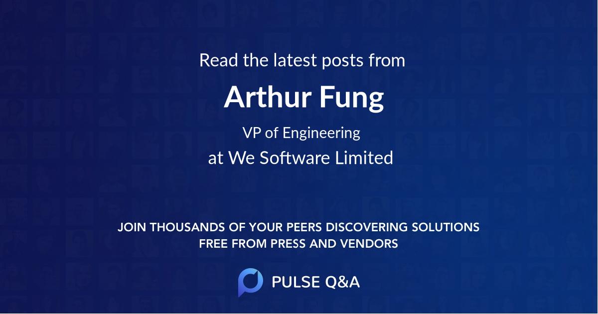 Arthur Fung