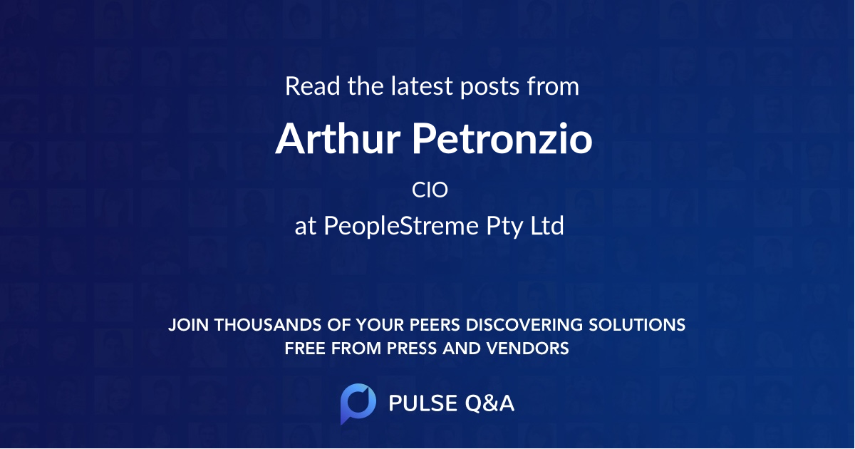 Arthur Petronzio