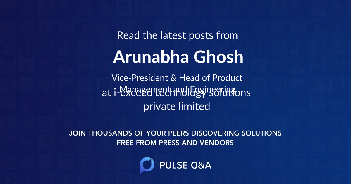 Arunabha Ghosh