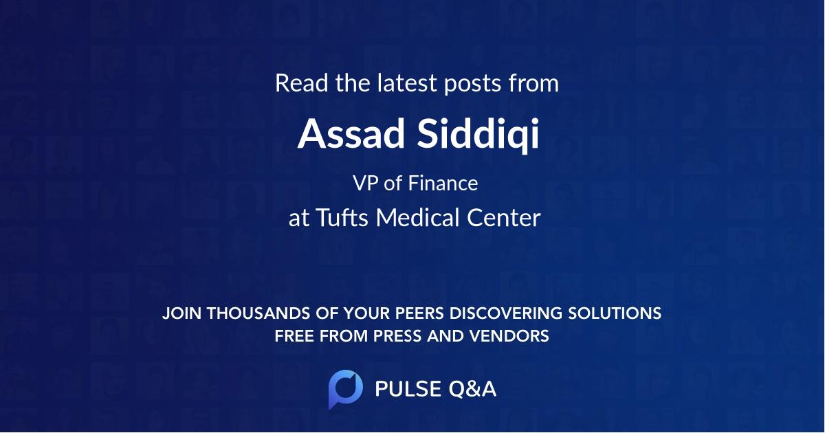 Assad Siddiqi