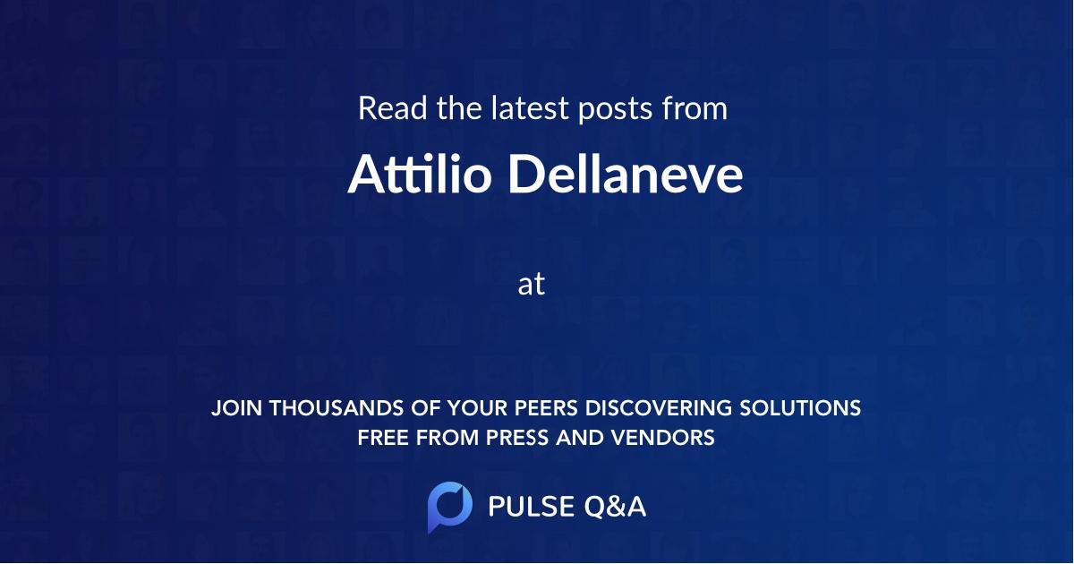 Attilio Dellaneve