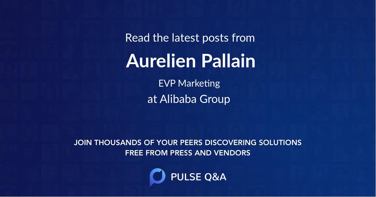 Aurelien Pallain