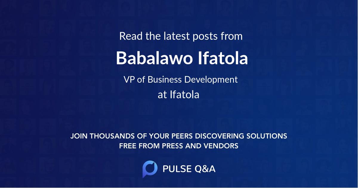 Babalawo Ifatola