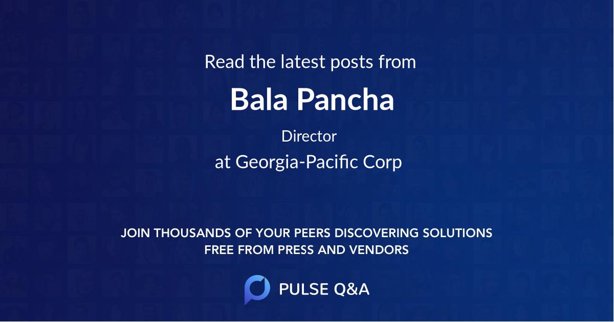 Bala Pancha