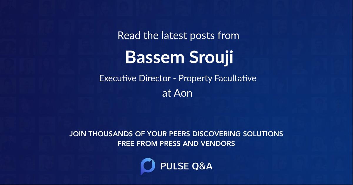 Bassem Srouji