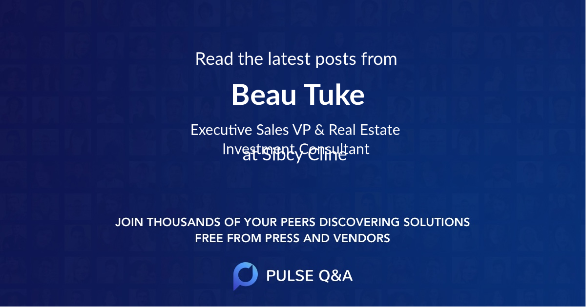 Beau Tuke