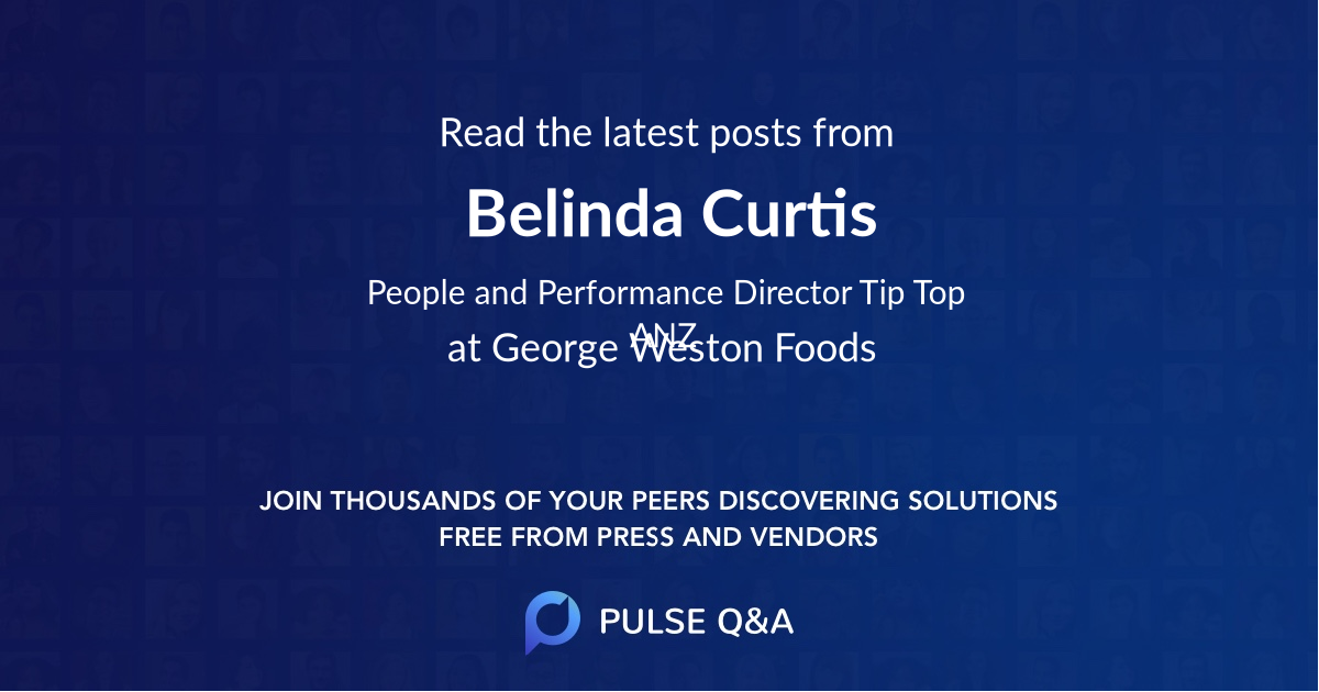 Belinda Curtis