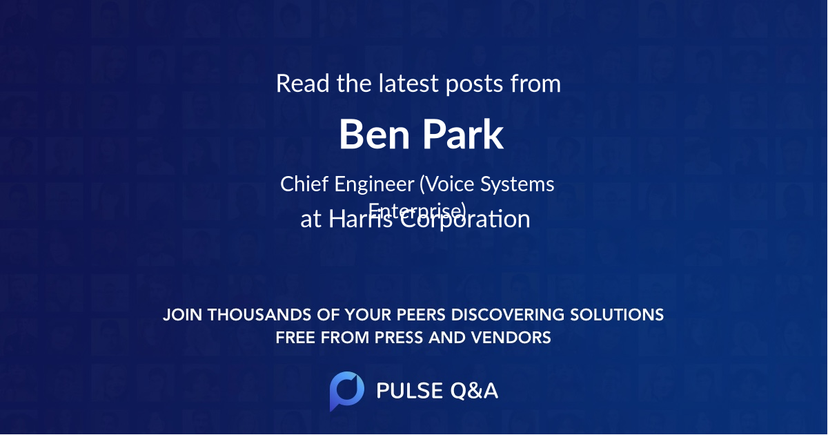 Ben Park