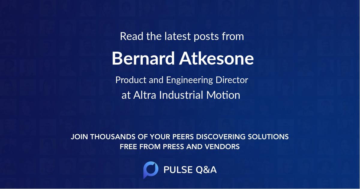 Bernard Atkesone